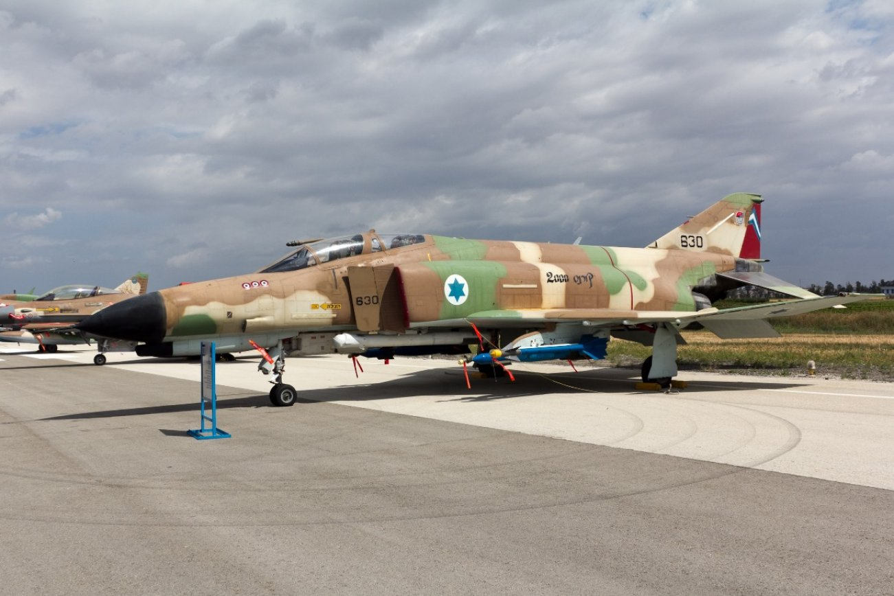 In 1967, Israel Proved Its Air Force Is the Best on Earth