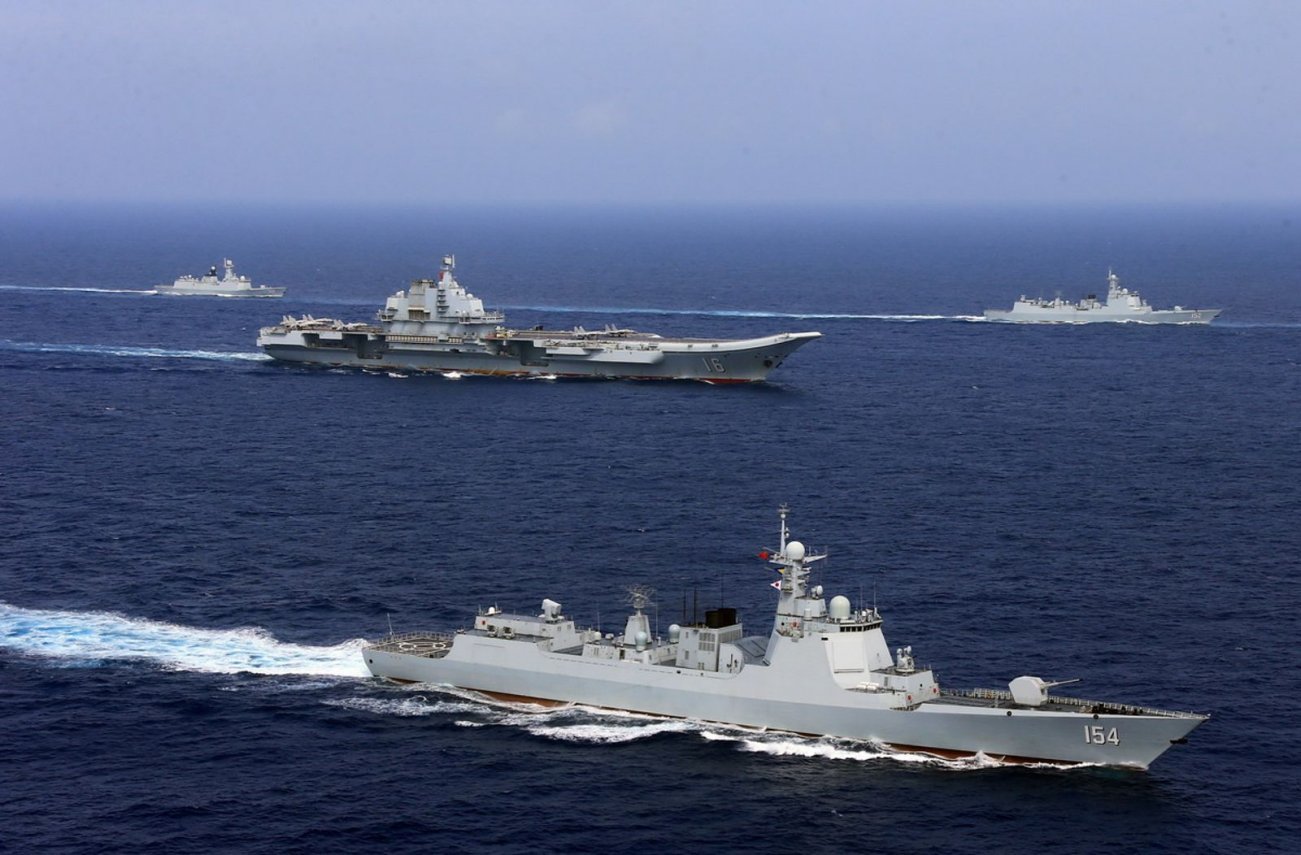 Yes, China Is Gunning for a Six Carrier Navy by 2035