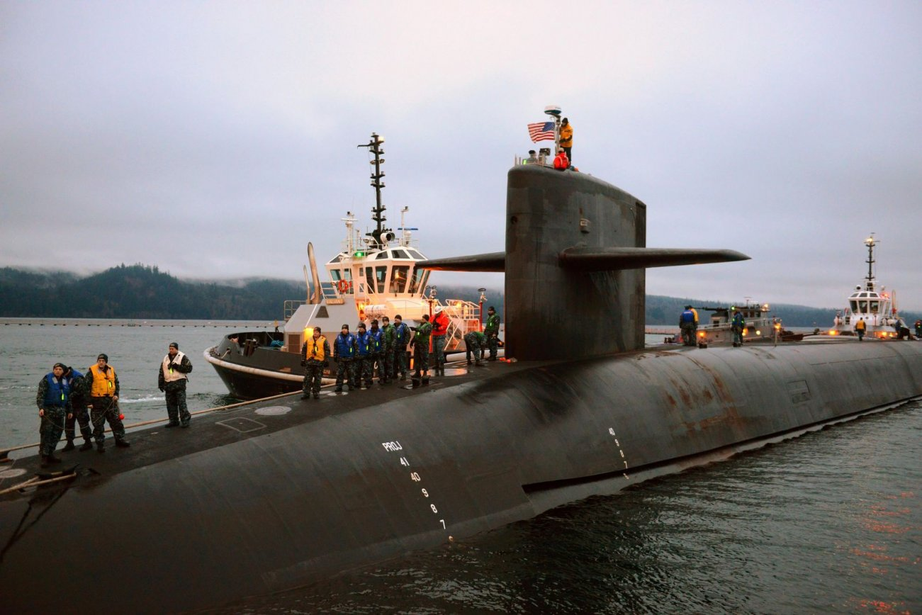 These 5 Submarines Could Start World War III and Kill Everyone
