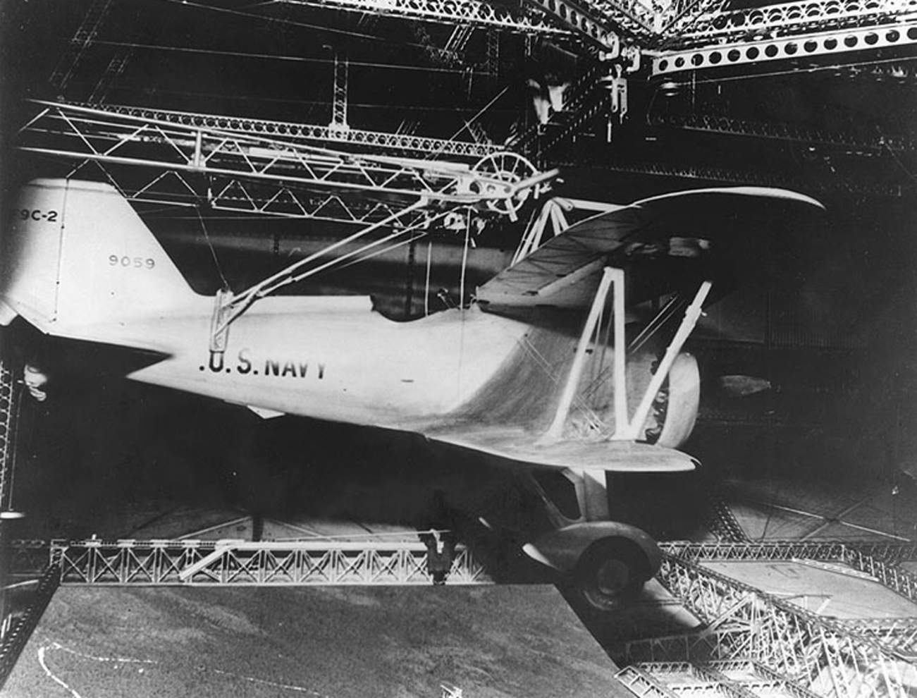 Meet the USS Akron: The Disastrous 'Flying Aircraft Carrier' That Never War