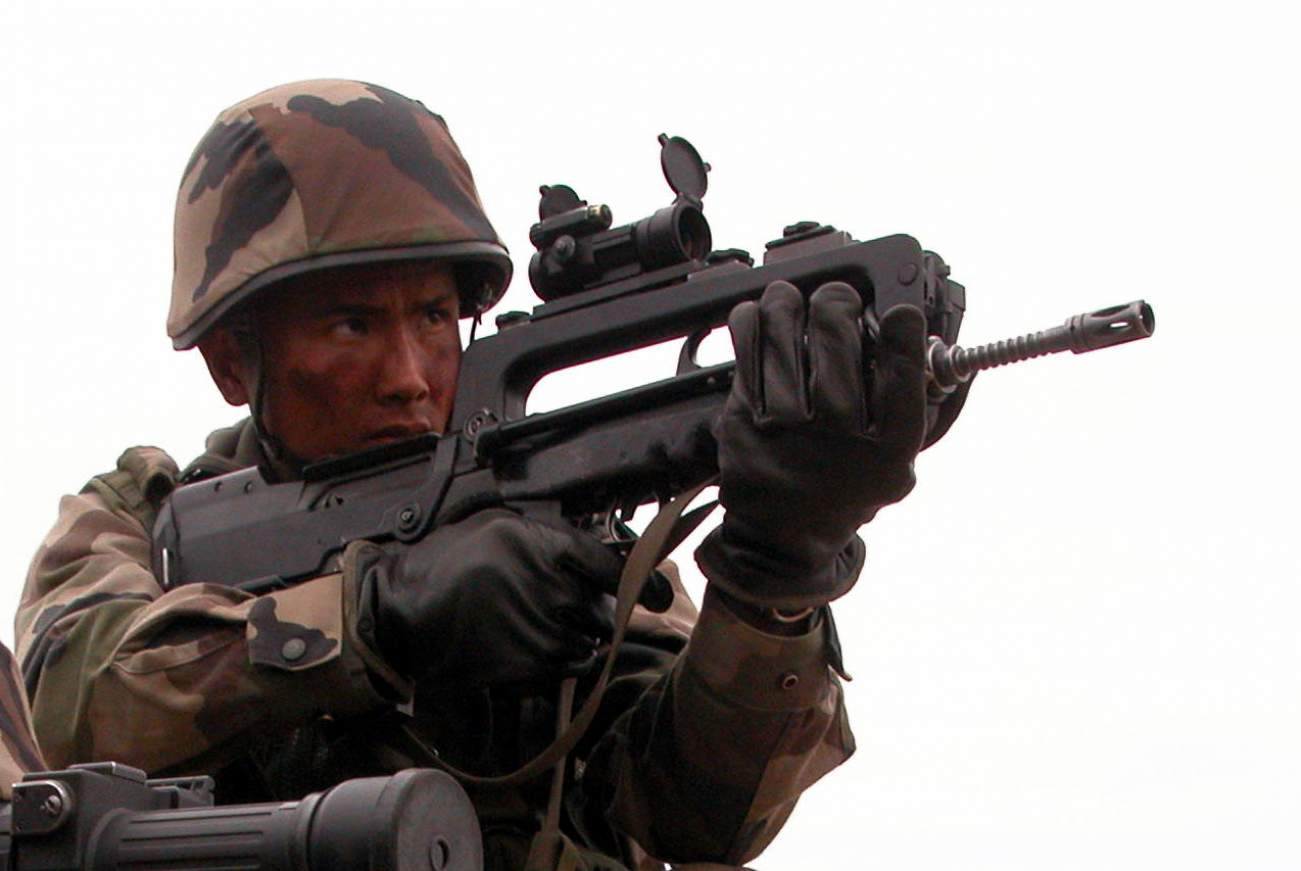 How The FAMAS Rifle Became A Game-Changer For The French Military