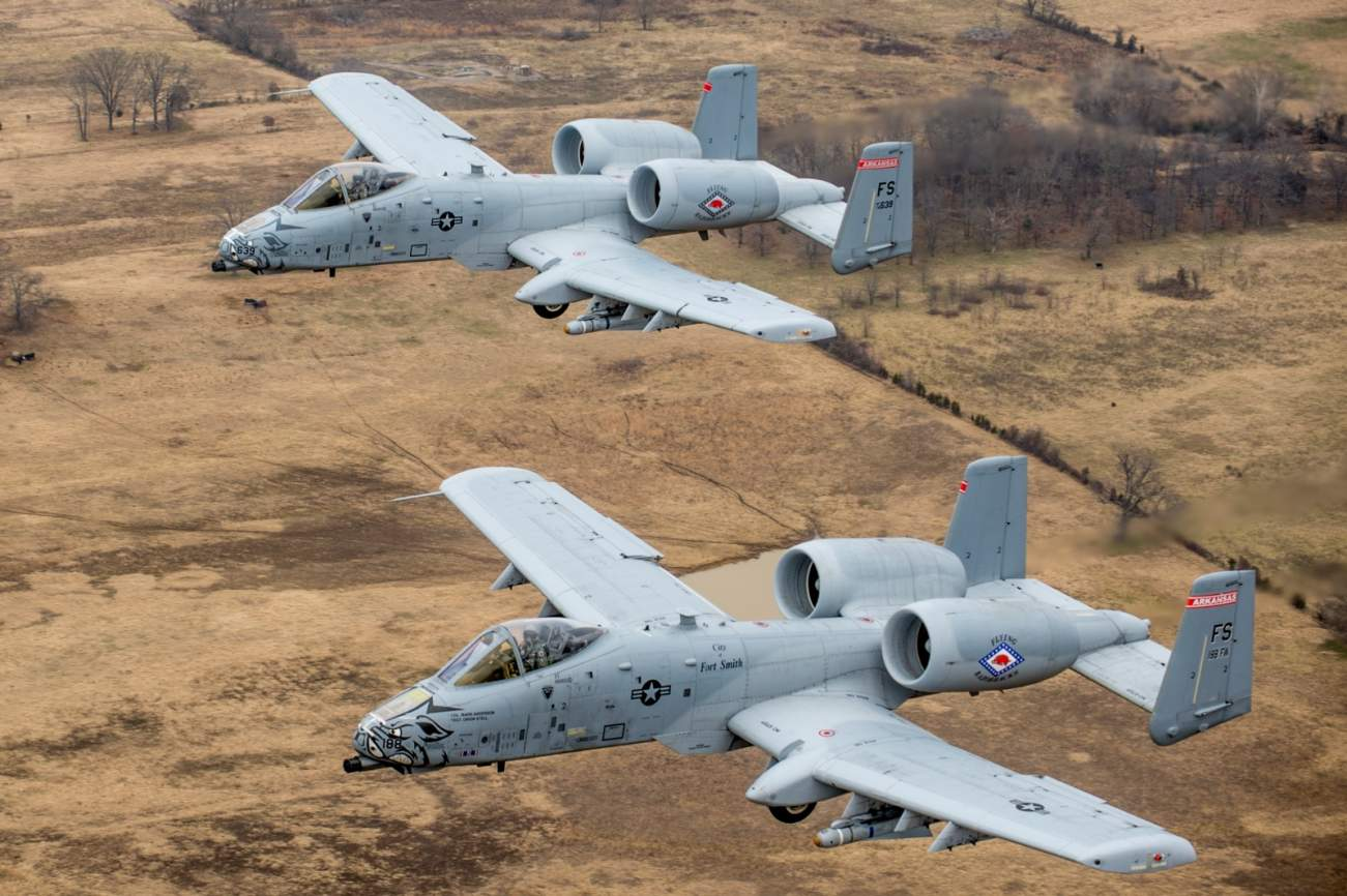 Instead Of Being Retired, The A-10 Warthog Is Getting Even Deadlier
