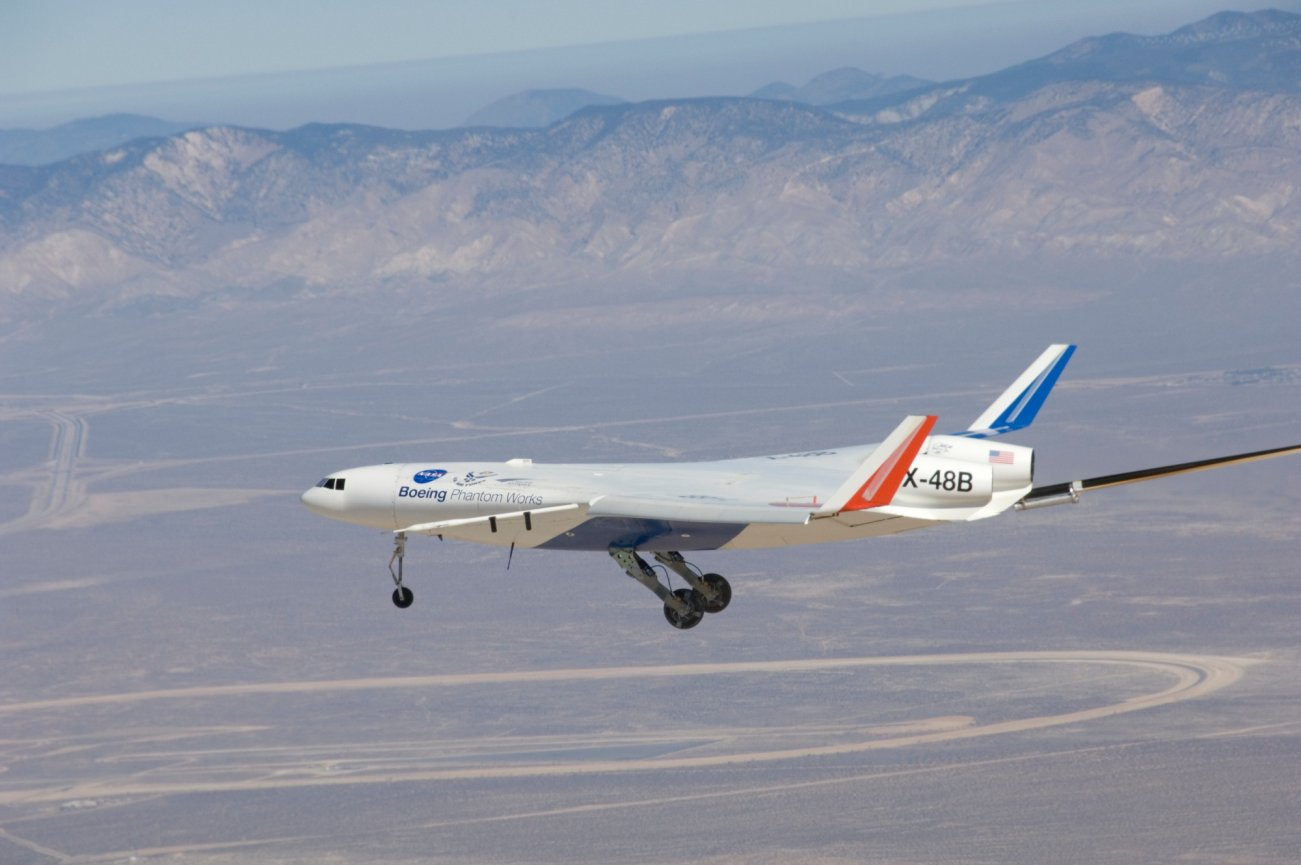 What Did The Air Force Learn From Boeing's Experimental Blended Wing Body Aircraft?
