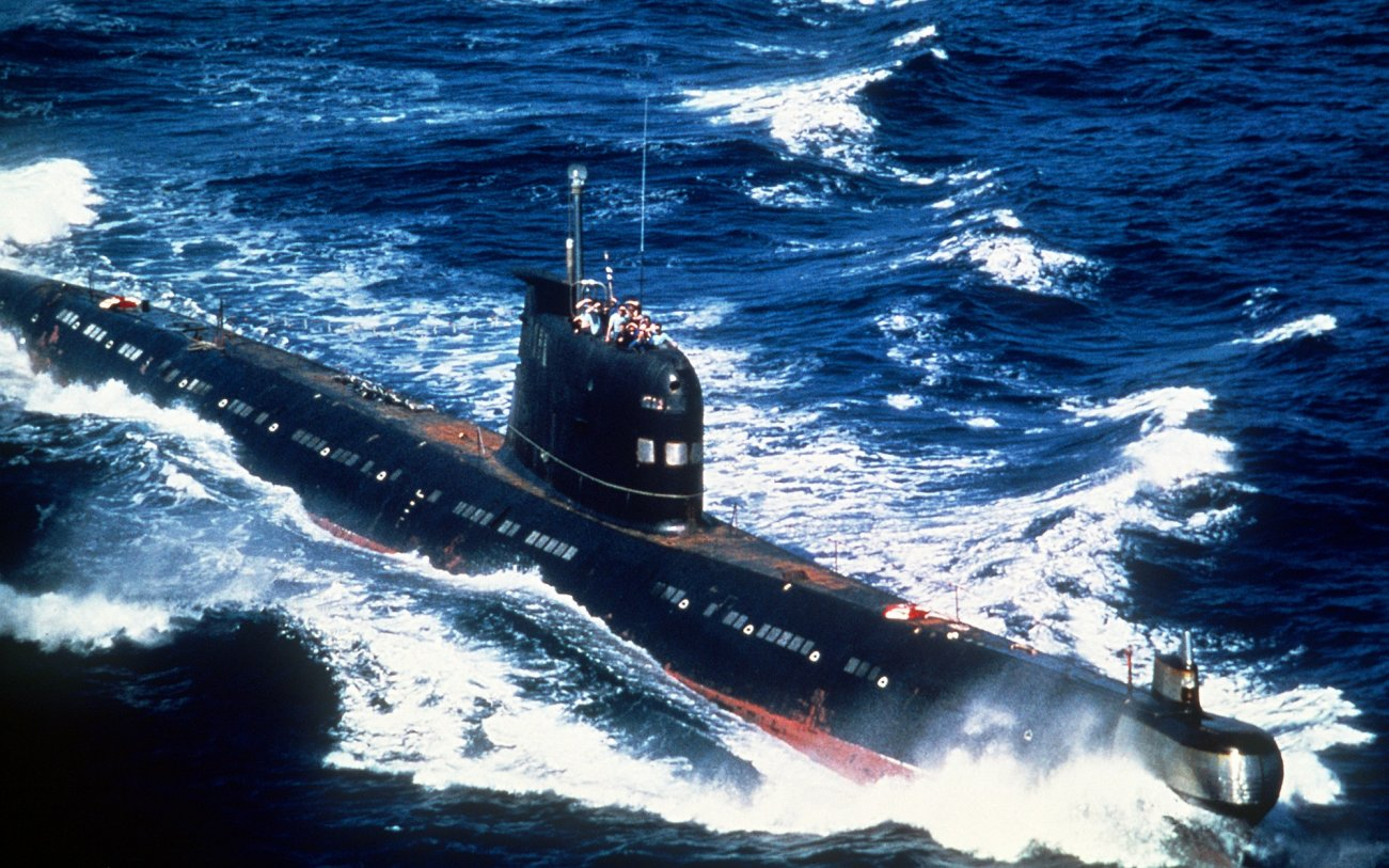 How Colombia's Drug Cartels Almost Bought a Russian Submarine