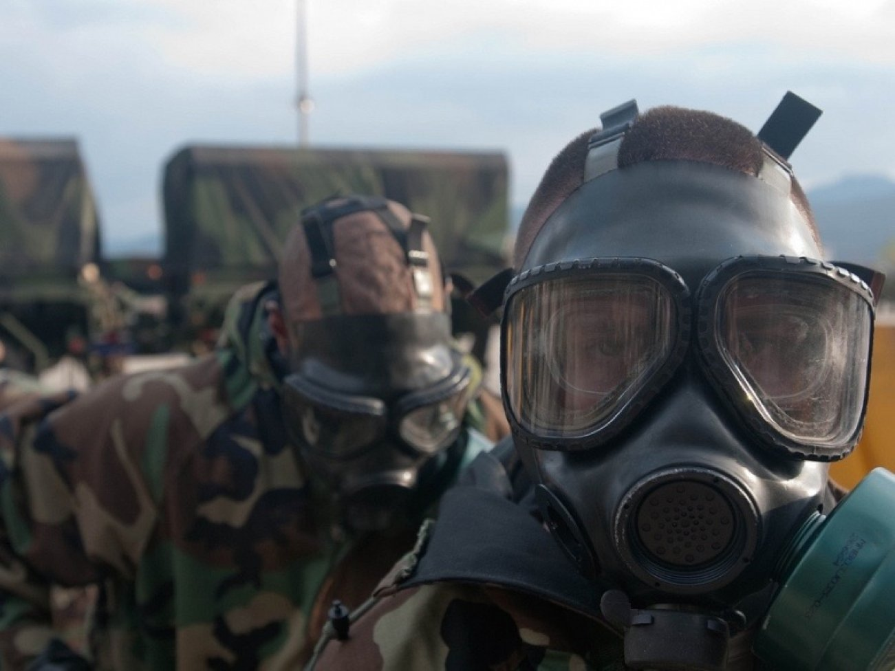 How Sarin Gas Kills You: There Is No More Gruesome Way to Die (None)