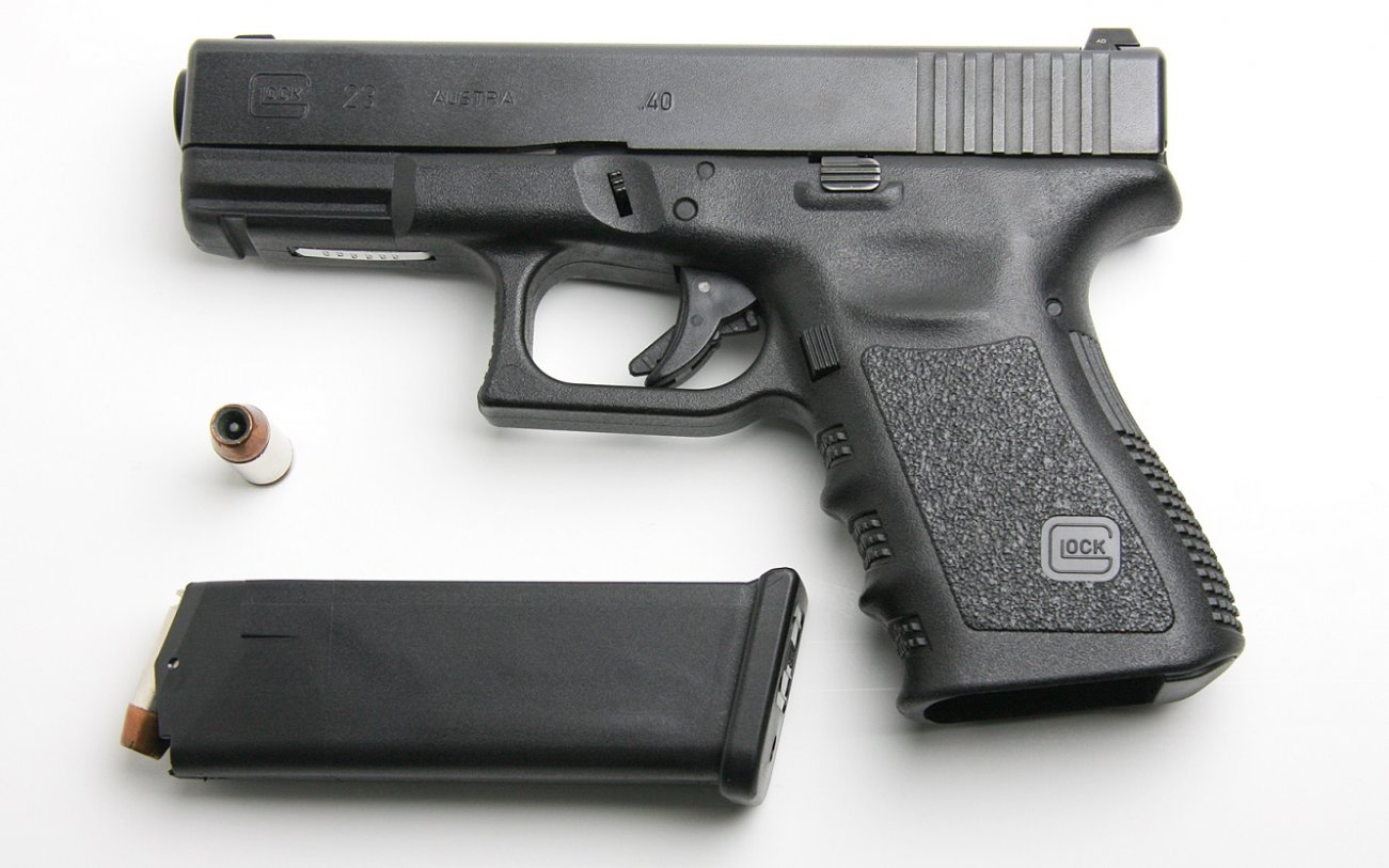 Why the FBI and Police Prefer the Glock 23 to the Glock 19