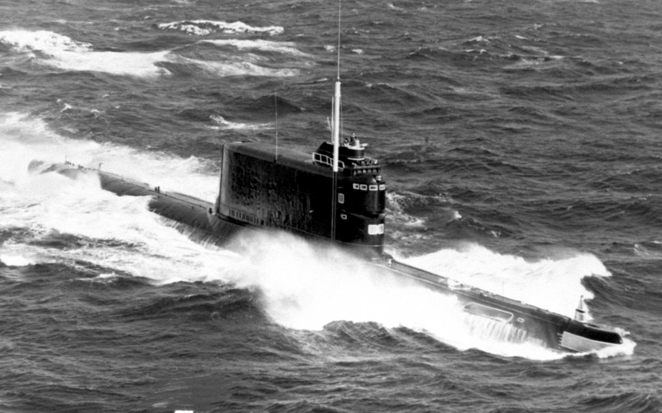 Mission Impossible? How the U.S. Navy Tried to Steal a Dead Russian Submarine's Secrets