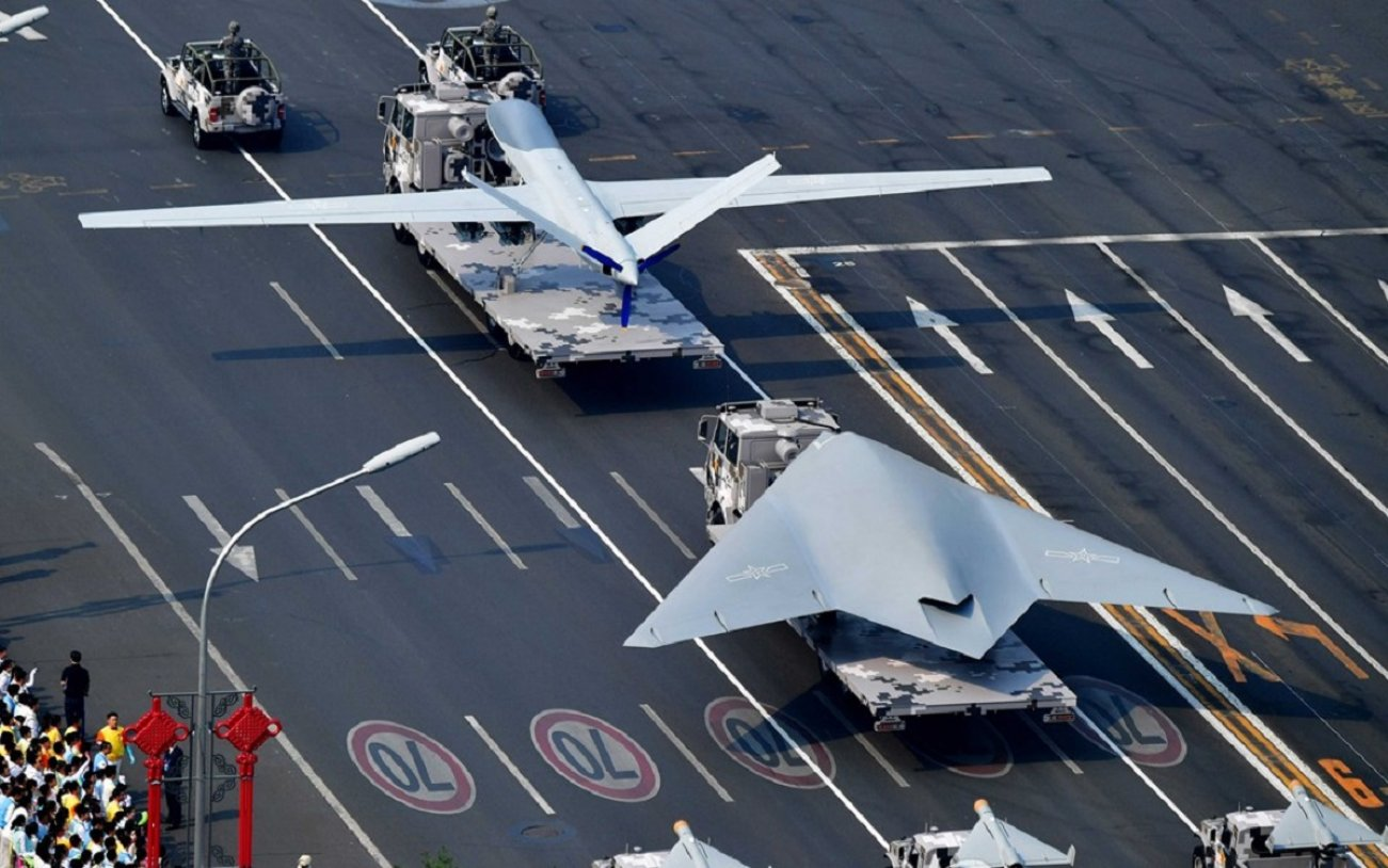 China's Gongi-11 Stealth Drone: Here's What We Know