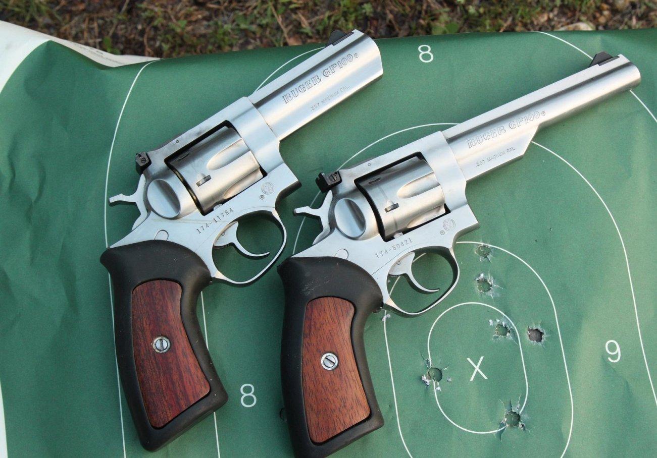 The Biggest Gun Debate of All Time: Revolver vs. Semi Automatic