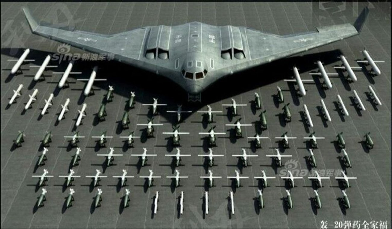 Aircraft Carriers, Stealth Bombers and Killer Tanks: China's Military Has Arrived