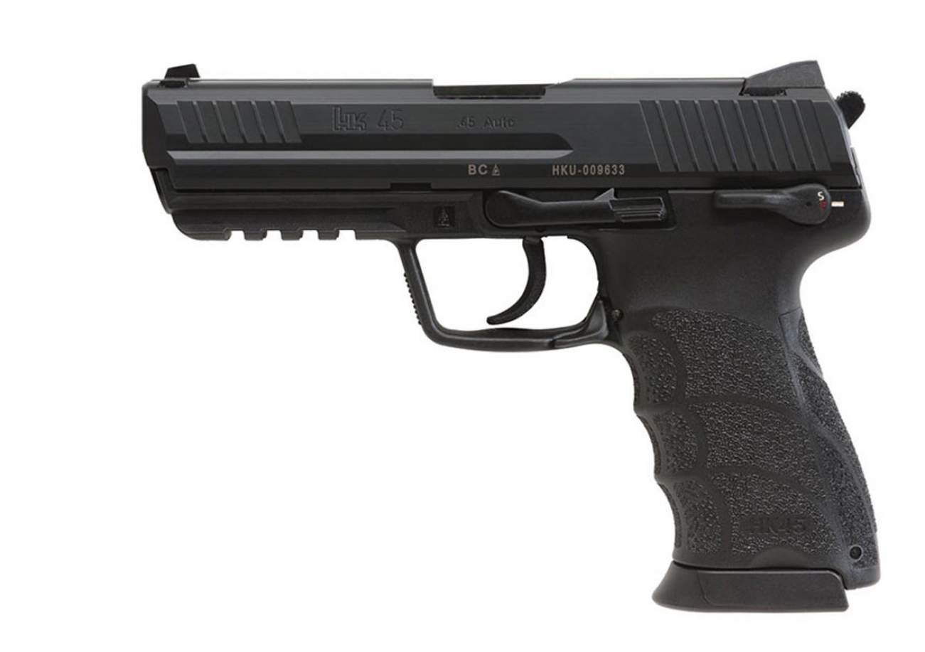 The HK45's Reliability Proves Why It's One Of The Best Pistols Out There