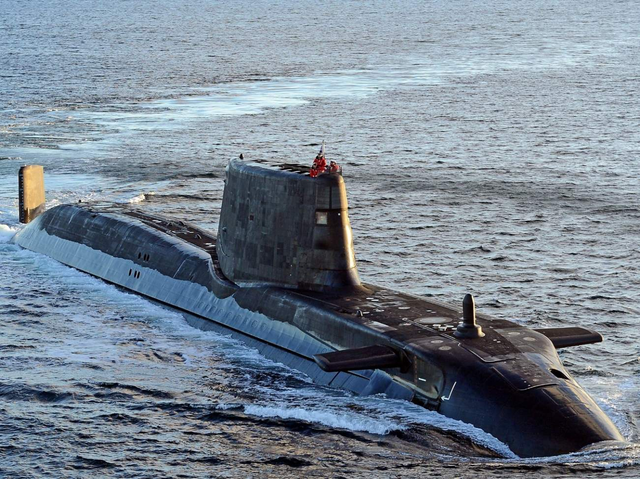 Russia Is Worried About Britain's Astute-Class Submarines