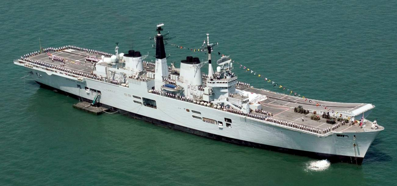 """How Argentina Planned to win the Falkland Islands War: A """"Dirty Dozen"""" Raid on Gibraltar?"""