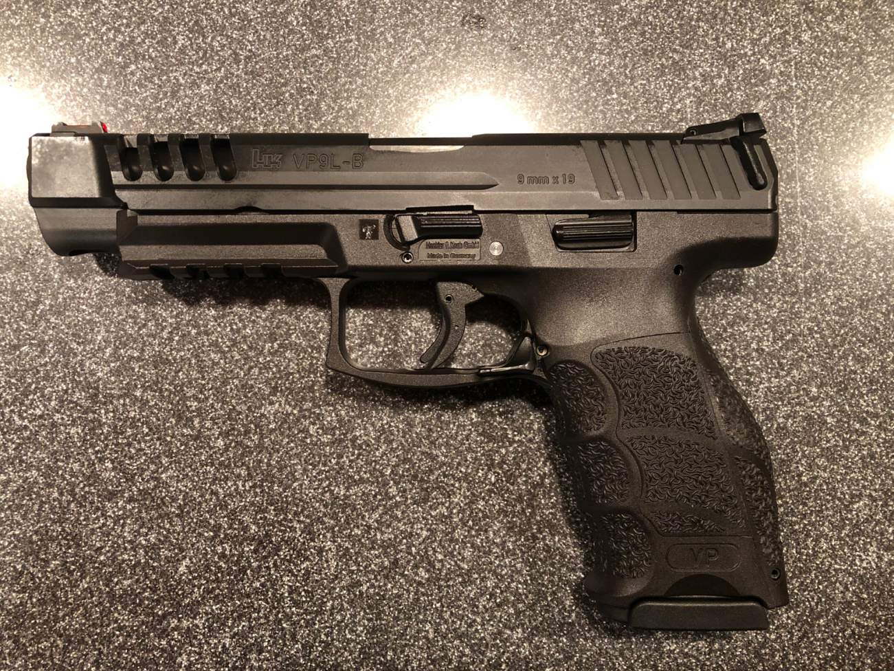 Heckler & Koch's VP9 Gun: The 'People's Pistol' Should Be Feared