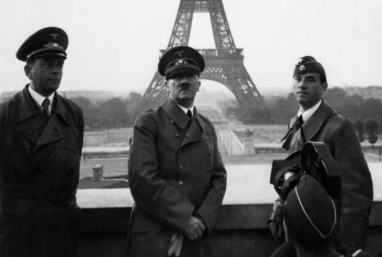 Big World War II 'What-If': What If France Didn't Surrender to Hitler?