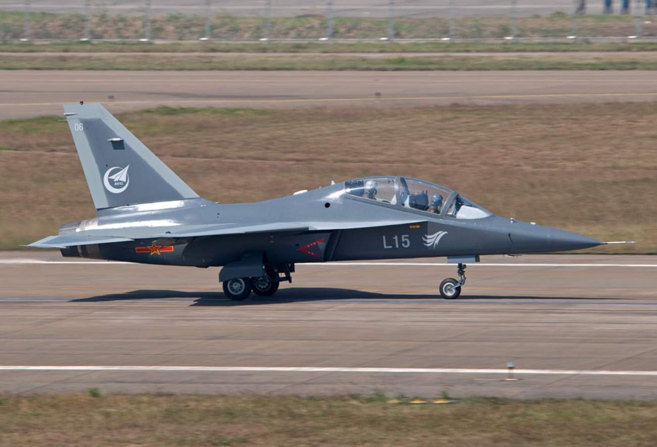 China's Fighters Are Getting Better (And They Might Be All Over Africa and Latin America)