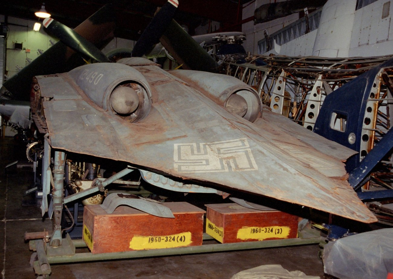 Nazi Germany's 'Stealth' Fighter: The Story of the Ho 229