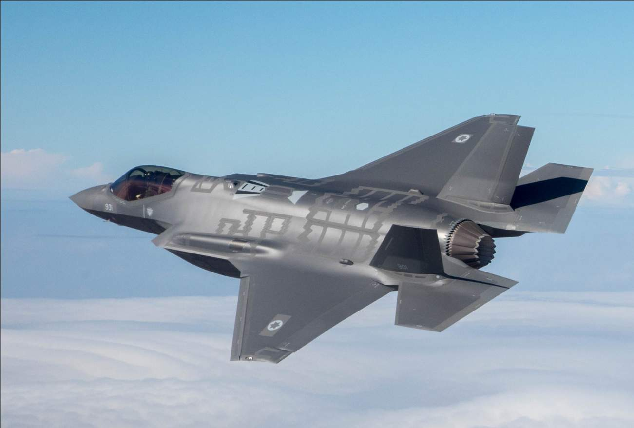 Did a Russian Anti-Aircraft Missile Really Hit an Israeli F-35 Fighter?