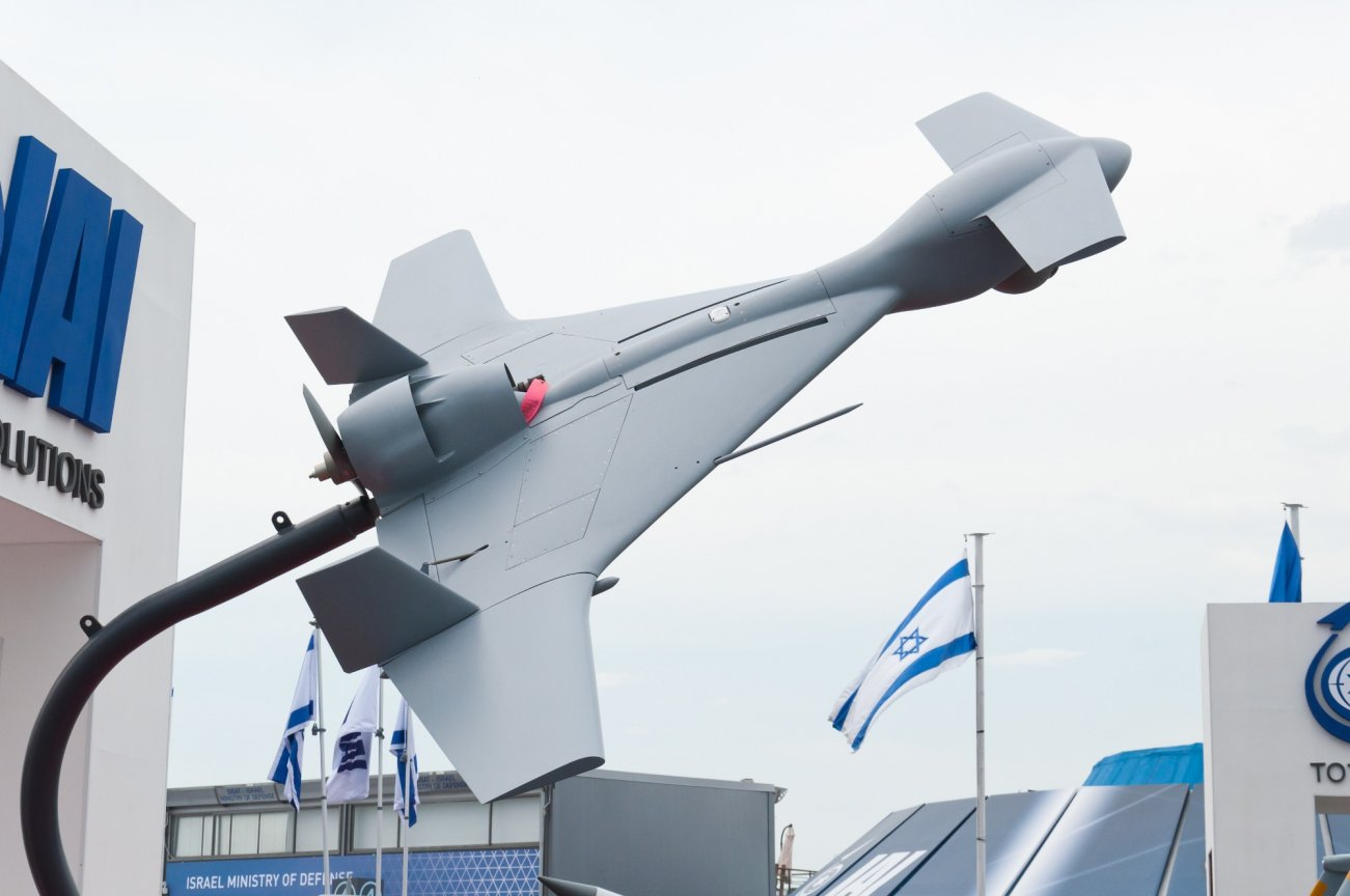 Suicide Drones: Israel's Secret Weapon in a Shadow War Against Iran In Syria