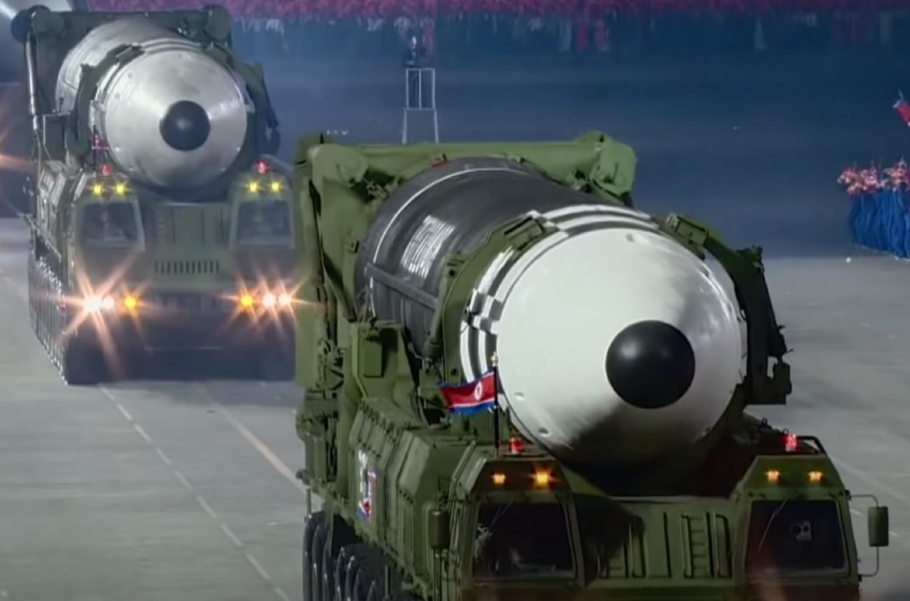 """North Korea's New ICBM: Why the """"Monster Missile"""" Matters"""