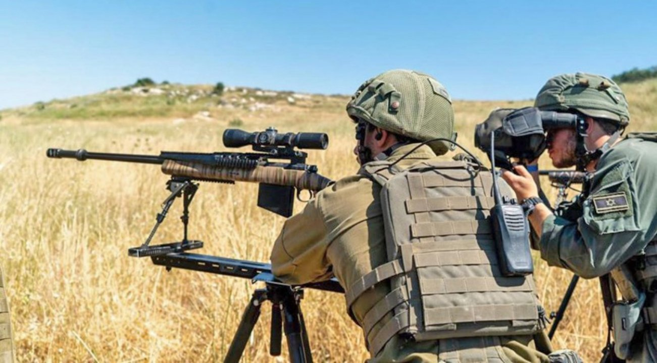 Best on Earth? Here's What the Israeli IWI DAN .388 Sniper Can Do