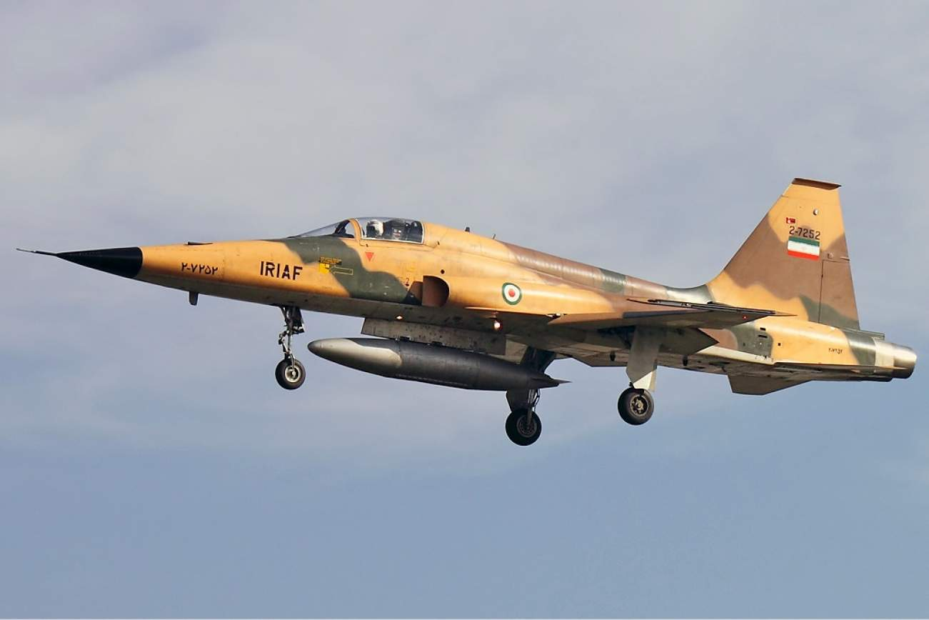 Iran's So-Called New Fighter Jet Is Most Likely a Scam (Sort Of)