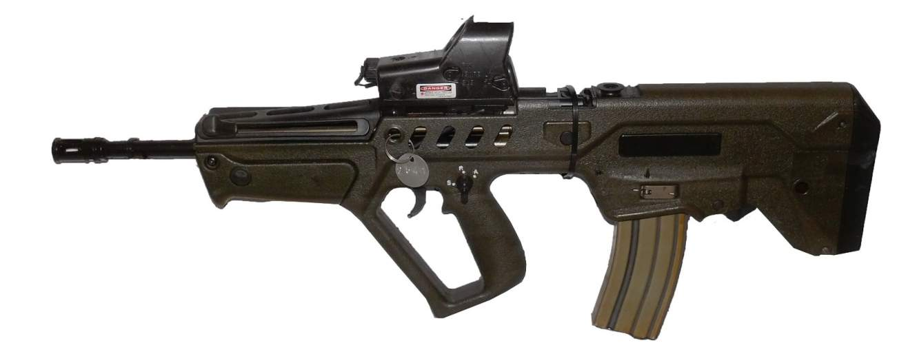 Meet The Deadly Tavor Assault Rifle: Israeli's Upgrade For The U.S. M-4 And M-16