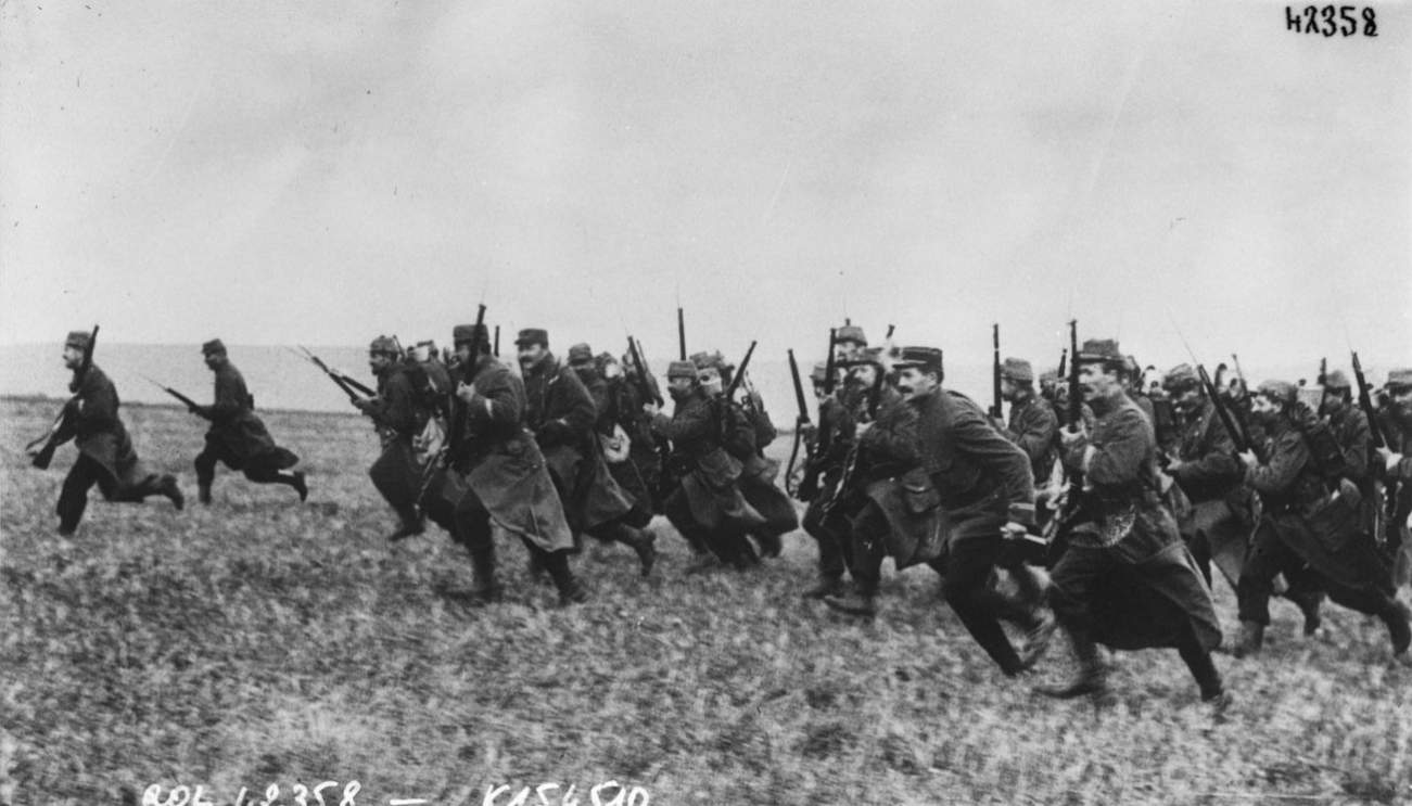 The Crux Of The 20th Century Was World War I