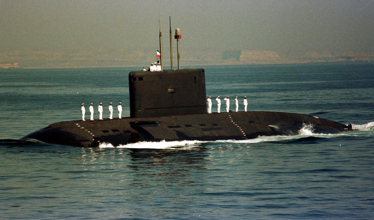 Should the U.S. Navy Beware Iran's Growing Submarine Fleet?