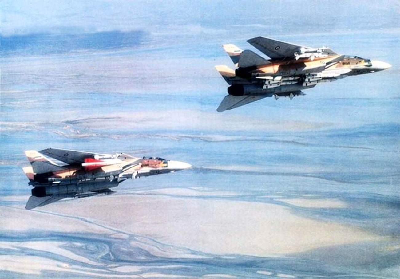 Remember When Iran Took Out Saddam Hussein's Navy In One Day—With American-Made Jets?