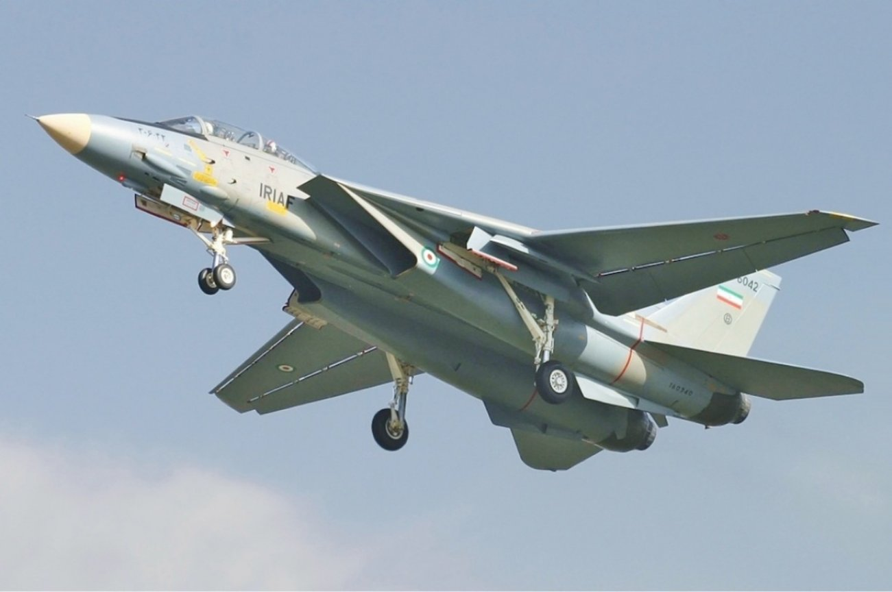 Iran Really Wants a Stealth Fighter (You Can Start Laughing Now)