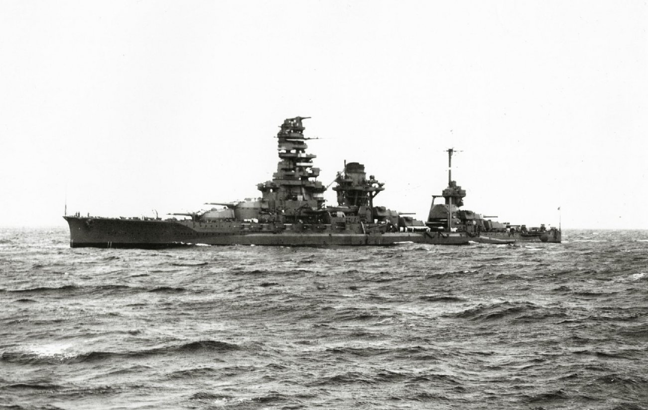 Eating Too Much Rice Almost Doomed Japan's Imperial Navy