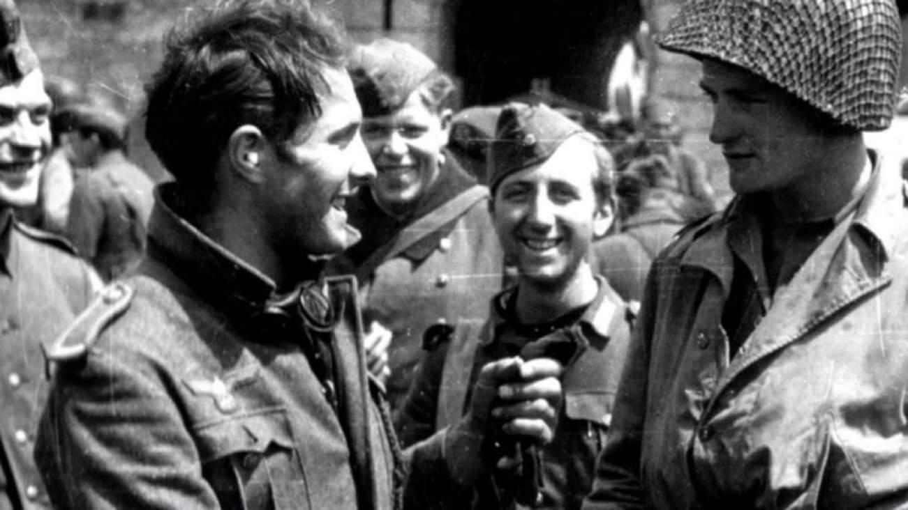 War Is Weird: Americans And Nazis Fought As Allies For This Single World War II Battle