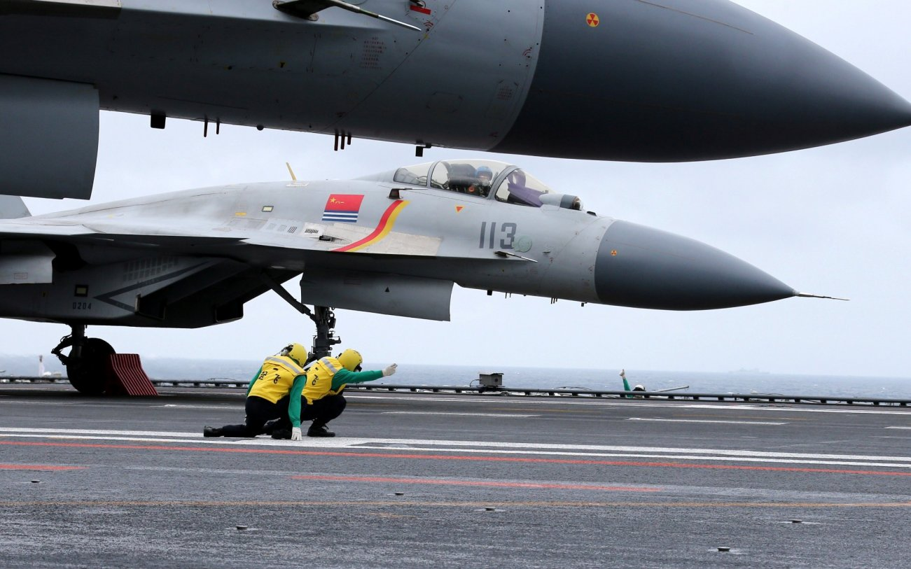 China Made Copies of a Top Russian Fighter Jet (and They Keep Crashing)