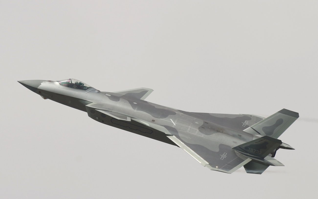 China's J-20 Stealth Fighter Is No Joke