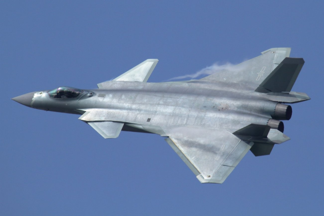 Can China's Chengdu J-20 Stealth Fighter Win Against America's F-35 or F-22?