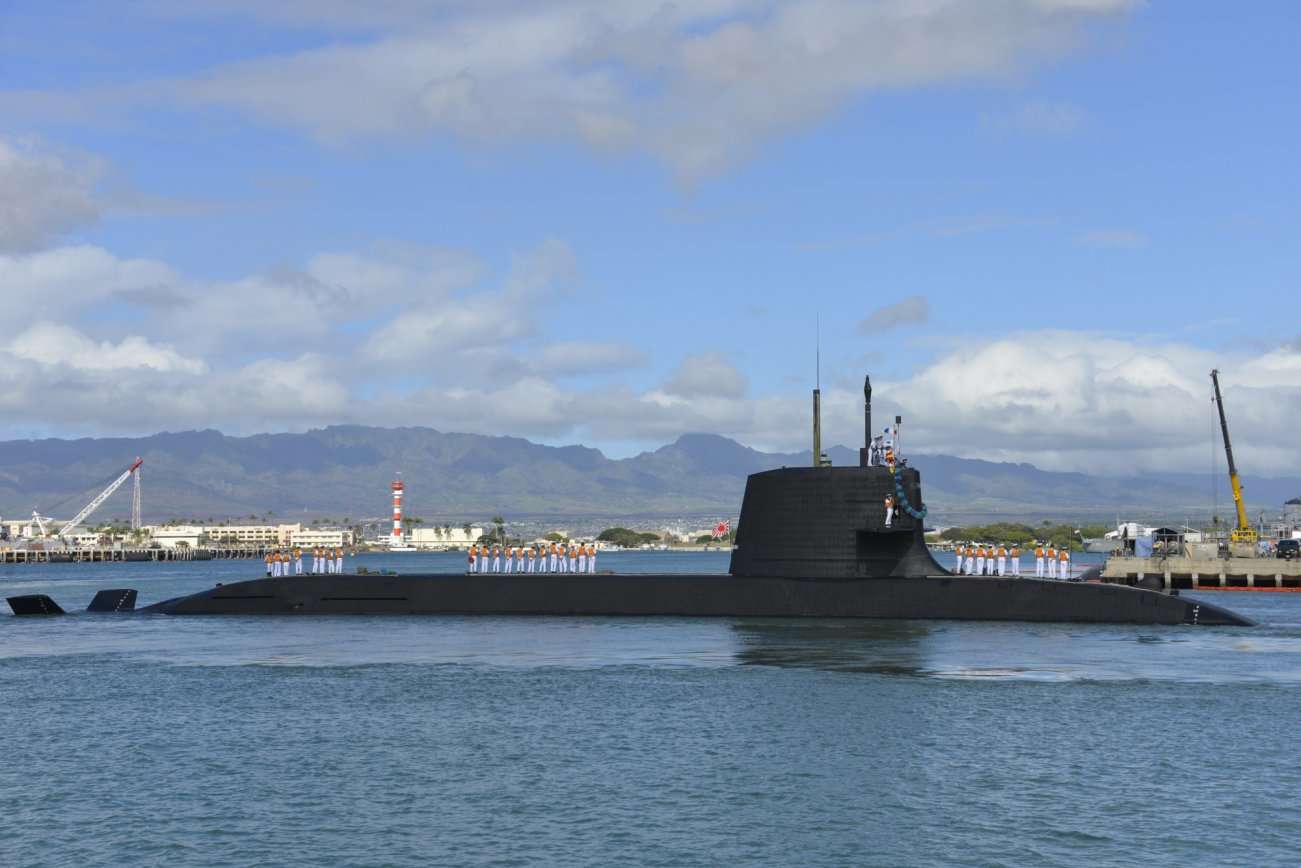 Japan Is Getting Closer To Deploying New 'Stealth' Submarines