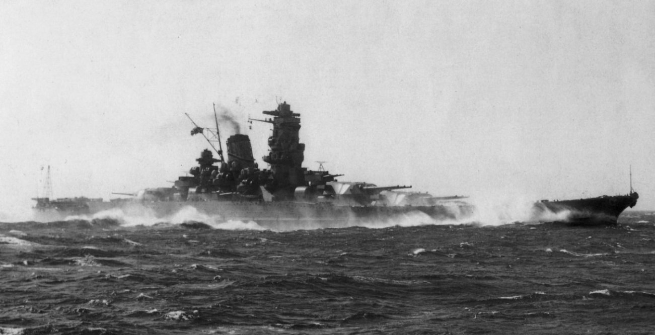 When This Battleship Sank, Nearby Sailors Experienced What Felt Like a Nuclear Weapons Blast