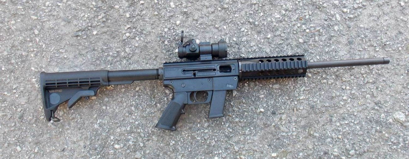 An AR-15 in .45 ACP? The Just Right Carbine Gen 3 Rifle