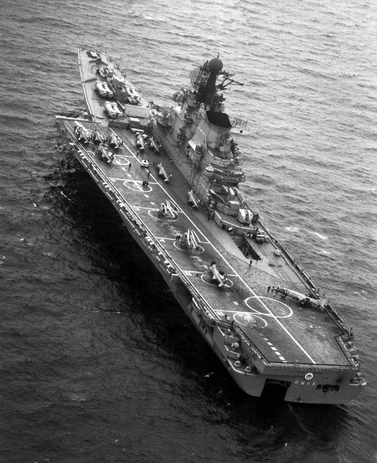 This Was America's Big Cold War Mistake Against the Soviet Navy