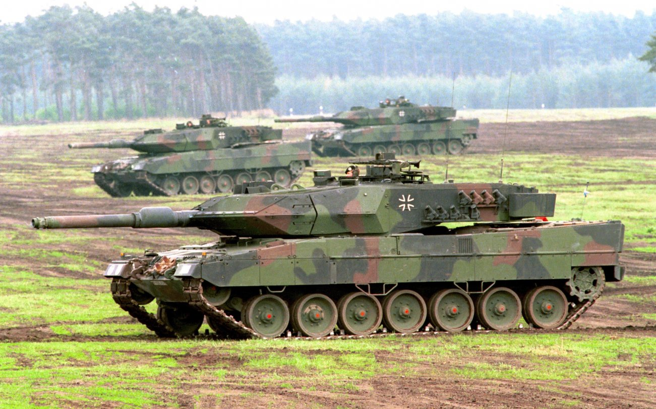 Reality Check: Germany's Military Forces Need Improvement