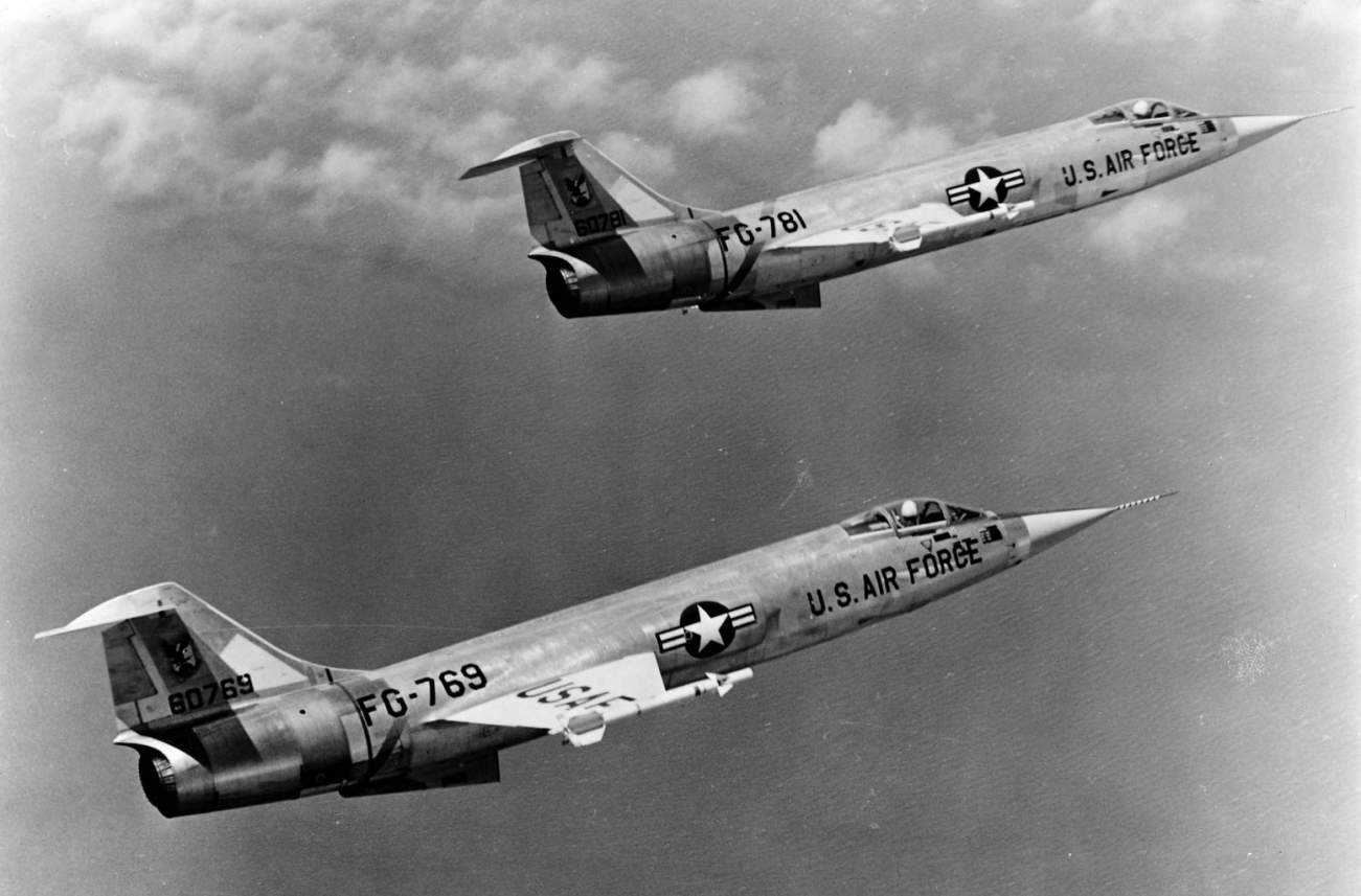 Flying Tin Can: The 5 Worst Fighter Jets in History