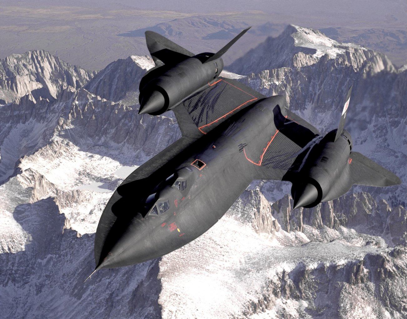 This Is How America's Top Secret SR-71 Spyplane Was Exposed