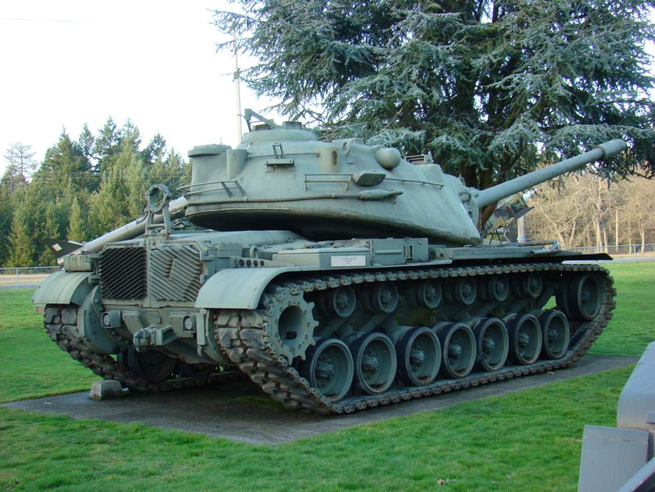 Meet The M103: America's Heavy Tiger Tank That Was Late To World War II