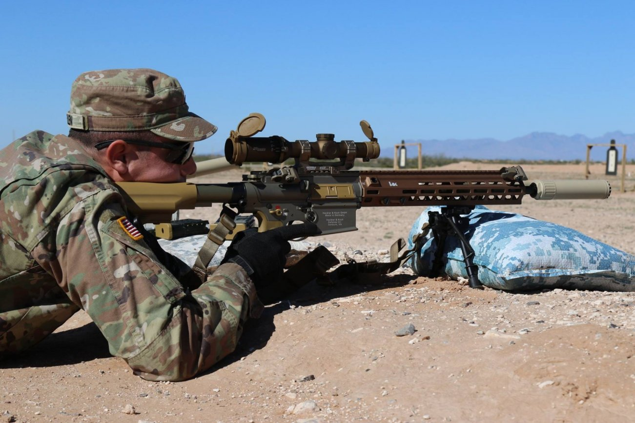 You're Dead: The U.S. Army's Newest Sniper Can Penetrate Body Armor at Huge Distances