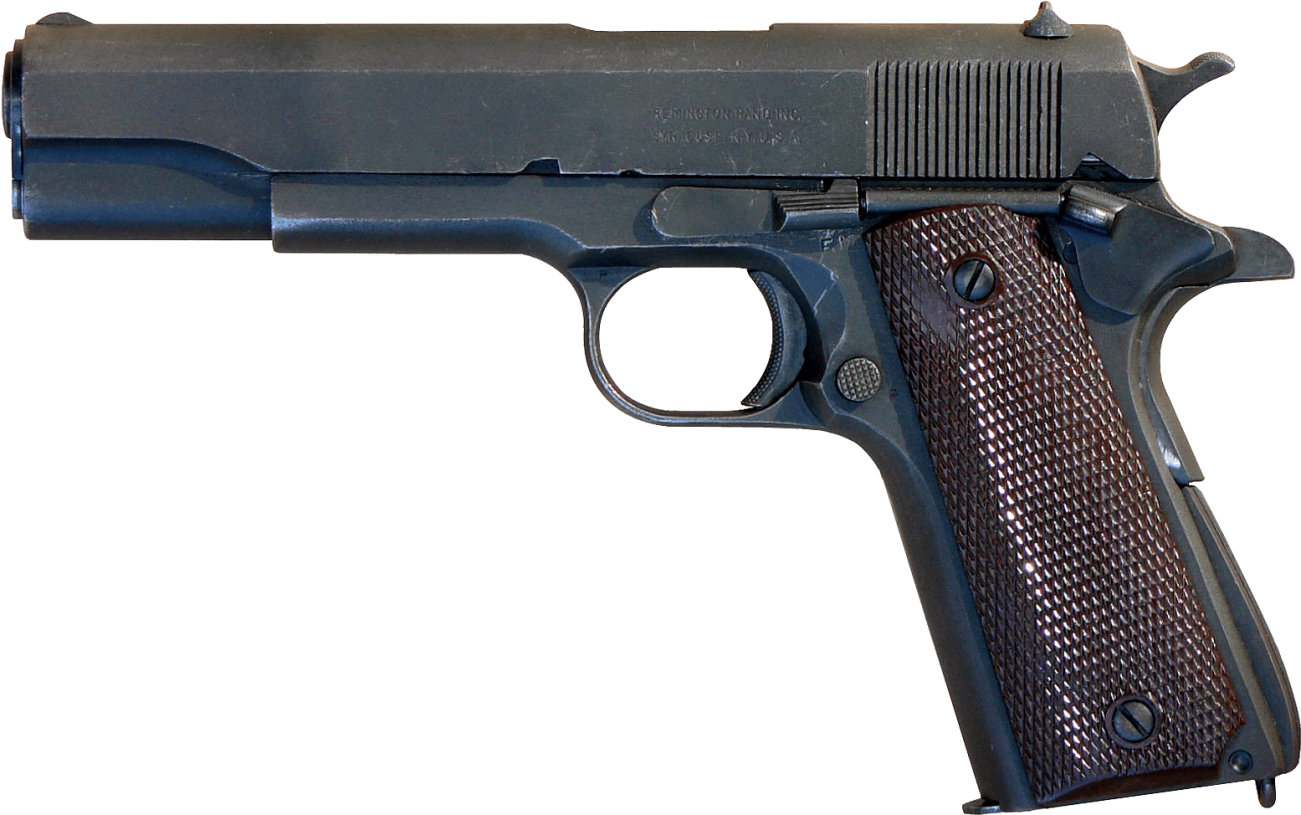 See This Old 1911 9mm Gun? The U.S Marshals Love It.