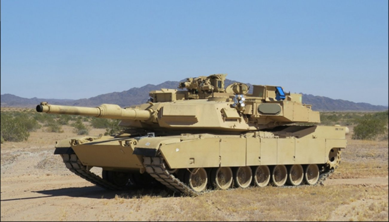 After These Upgrades, The Army's Abrams Tank Will Never Be The Same