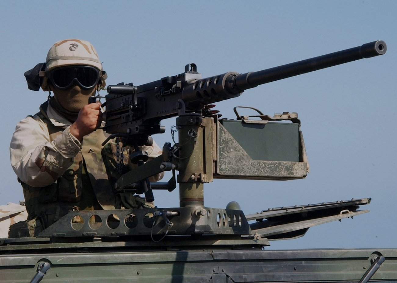 The Army Is Making The M2 .50 Caliber Machine Gun More Accurate Than Ever