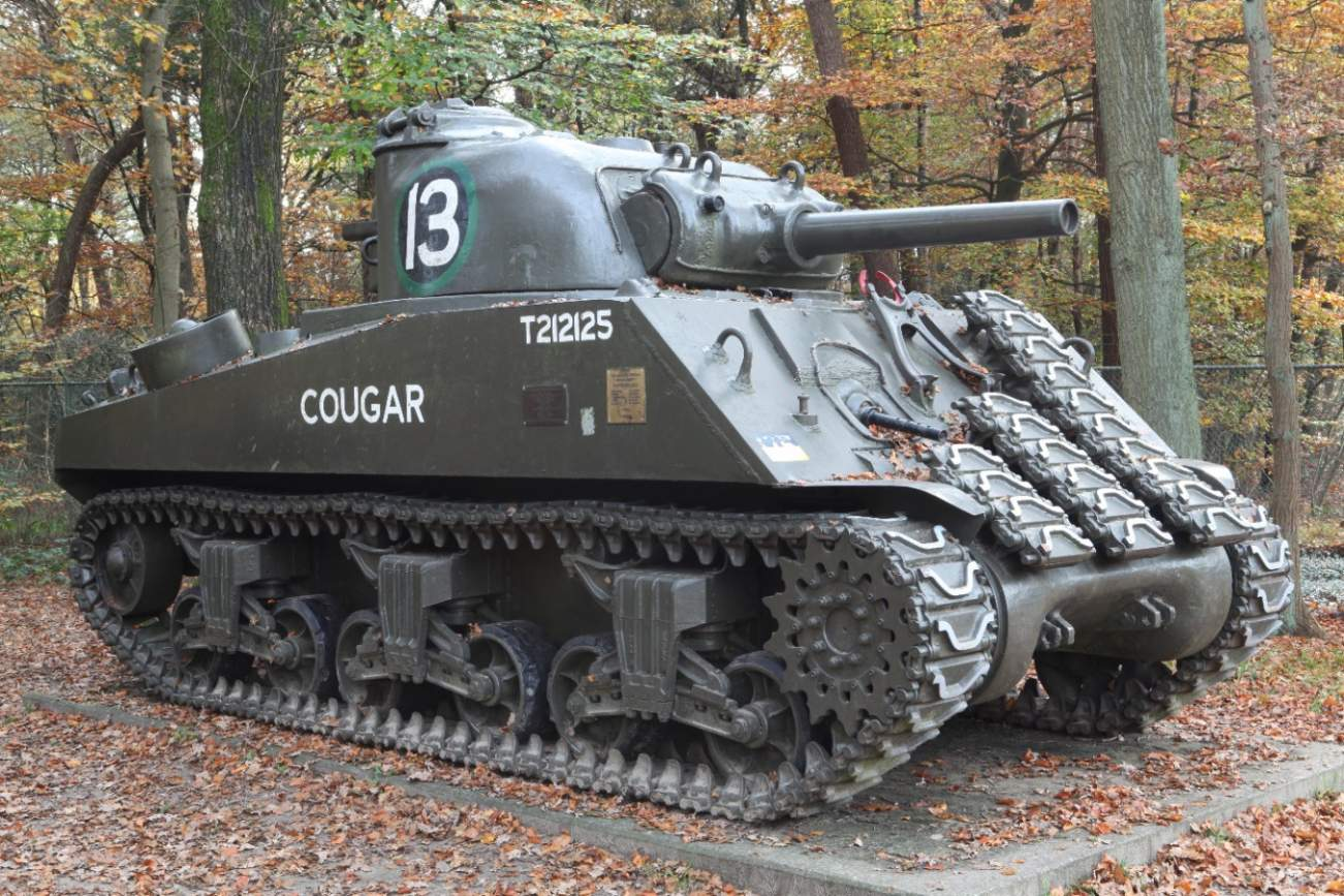 America's World War II Sherman Tank Was Far From Perfect, But It Was Good Enough