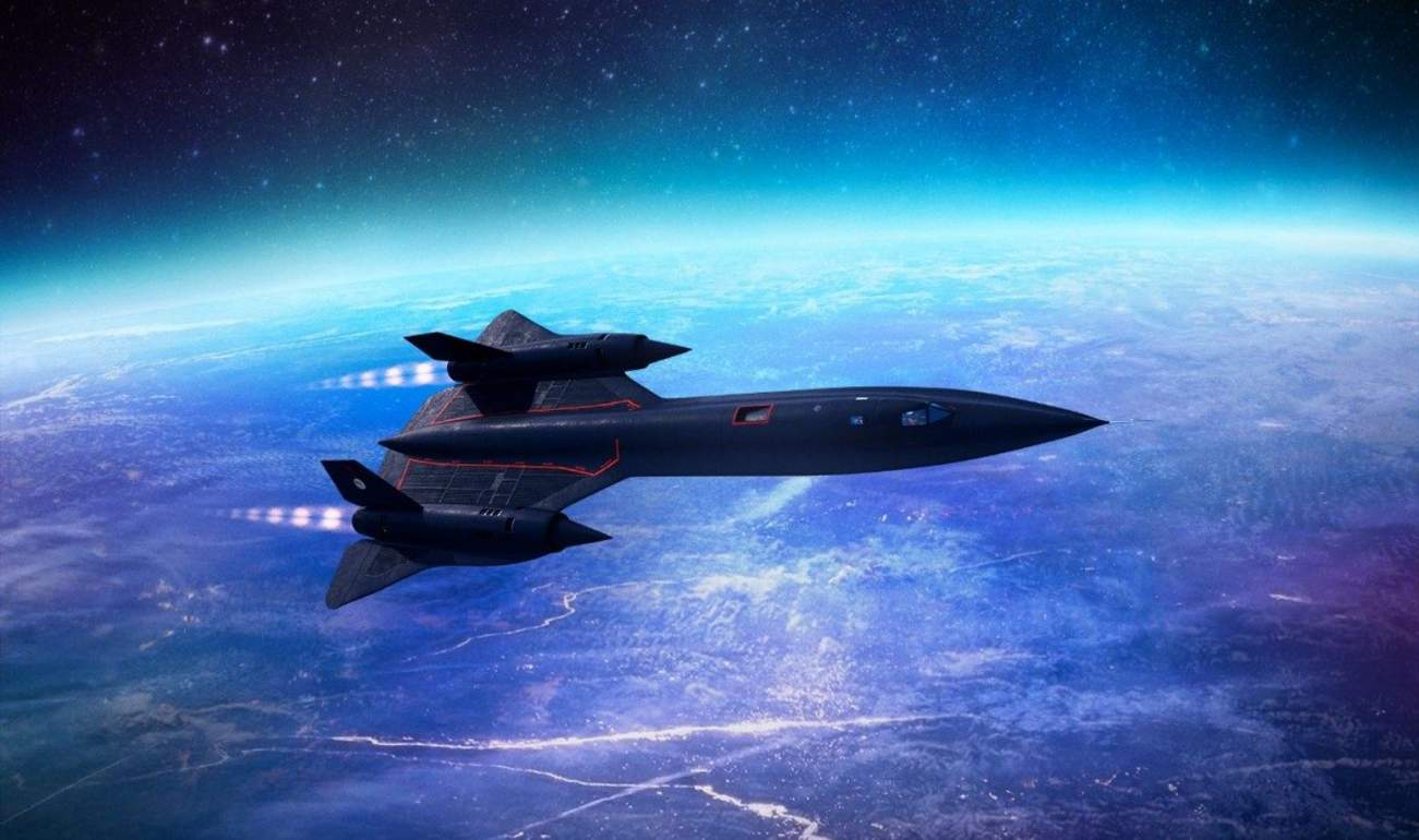These are the Strangest SR-71 Spy Plane Missions Ever